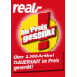 Real-Prospekt &quot;Sonderbeilage - Im Preis gesenkt&quot;