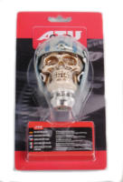 Schaltknauf Skull mit Helm