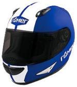 Römer Integralhelm Daytona, blau, Gr. XS