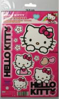 """""""Hello Kitty"""" Aufkleber-Set"""