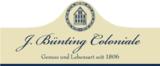 J. Bünting Coloniale Essen
