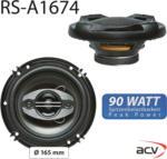 4-Wege-Lautsprecher RS-A 1674, 90W, 165mm