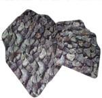 Gummifußmatten Stein-Look, 4 Stück (nur online erhältlich)
