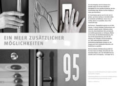 Portofino Aluminium-Haustüren Premium-Line