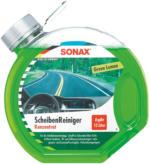 SONAX 386400 ScheibenReiniger Konzentrat Green Lemon 3 l