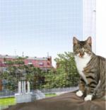 Trixie Katzenschutznetz transparent