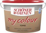 Schöner Wohnen Farbe My Colour Wandfarbe toffee