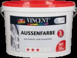 Vincent Aussenfarbe 10 L