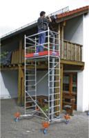 KRAUSE 1. Aufstockung für »ClimTec« Grundgerüst