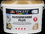 Vincent Aussenfarbe plus 10 L