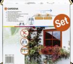 Gardena Automatische Blumenkastenbewässerung