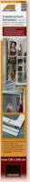 Schellenberg Insektenschutz-Schiebetür braun