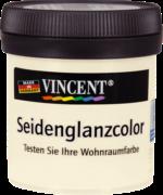 Vincent Seidenglanzcolor Ingwer 75 ml
