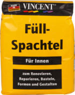 Vincent Füllspachtel innen 5 kg