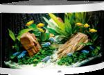 Juwel Aquarium »Trigon 190« weiß