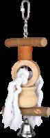 Natural Living Spielzeug mit Tau/Glocke