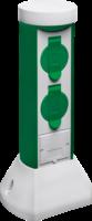 2-fach Steckdose »Green Craft«