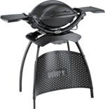 Weber Elektrogrill »Q1400 Stand Dark Grey«