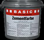 Zementfarbe grau 5 Liter