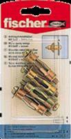 Fischer Hohlraum-Metalldübel mit Schraube