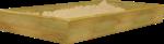 Karibu Sandkasten für Stelzenhaus »Märchenburg«