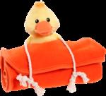 Karlie Hundespielzeug »Ente mit Decke«