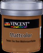 Vincent Mattcolor Cappuccino 75 ml