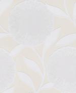 Barbara Becker Vliestapete »Blume« creme