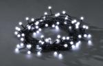 Konstsmide LED Lichterkette, 80 LED kaltweiß