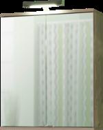 Schildmeyer Spiegelschrank »Istrien« Silberfichte