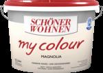 Schöner Wohnen Farbe My Colour Wandfarbe magnolia
