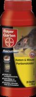 Bayer Garten Ratten- & Mäuse-Portionsköder 250 g
