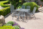 Greemotion Gartentischgruppe »Toulouse« II 7tlg
