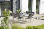 Greemotion Gartentischgruppe »Florenz«, 7tlg.