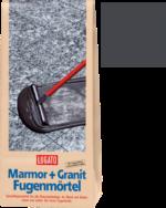 Lugato Marmor+Granit Fugenmörtel, anthrazit 5 kg