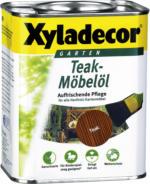 Xyladecor Teak-Möbelöl