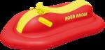 Royalbeach Wasserspielzeug »Aqua Racer«