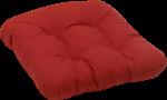 GO-DE Sitzkissen »Dessin 11402«, rot