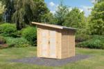 Karibu Gartenhaus »Teplitz 2« 19 mm