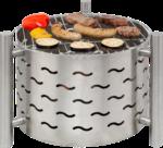 Tepro Feuerstelle »Silverado« mit Grillfunktion