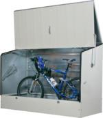 Tepro Fahrradbox beige