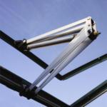 Tepro Automatischer Fensteröffner für Gewächshäuser