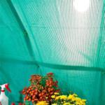 Tepro Schattennetz Set für Gewächshaus