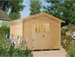 Gartenhaus Blockbohlen »SPREE 3« 19 mm, 309x300 cm