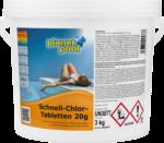 Schnell Chlor Tabletten 20g