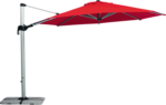 Schneider Schirme Ampelschirm »Barbados«, ca. 350 cm, rot