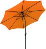 Schneider Schirme Sonnenschirm »Harlem« ca. 270 cm mandarine