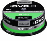 DVD-R Printable (4,7GB) 25 Cake Box