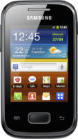 Galaxy Pocket S 5300 Smartphone schwarz