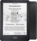 """GLO e-Reader 6"""" schwarz"""